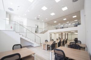 El mercado de oficinas - Urbemar